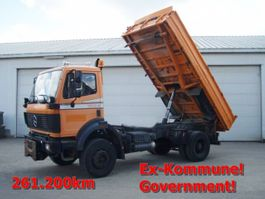 tipper truck > 7.5 t Mercedes-Benz SK 1824 AK 4x4 SK 1824 AK 4x4, Winterdienstausstattung 1994