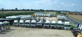 container truck Mercedes-Benz Actros 2641 /Meiller/MP3/Retarder/Euro5 2009