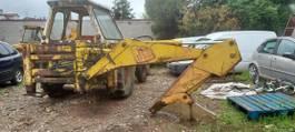 backhoe loader JCB 3CX 1990