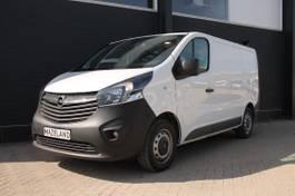 closed lcv Opel Vivaro 1.6 CDTI - Airco - Cruise - PDC - € 11.950,- Ex. 2017