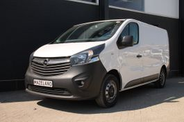 closed lcv Opel Vivaro 1.6 CDTI -  Airco -  Cruise - Camera - € 11.900,- Ex. 2017