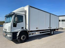 Koffer LKW Iveco 180E 2005