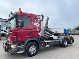 Container-LKW Scania R164 G 6X2 2003