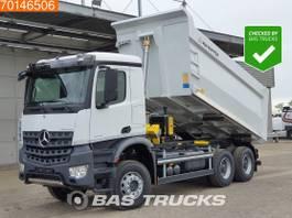 tipper truck > 7.5 t Mercedes-Benz Arocs 3345 6X4 New! 6x4 Manual Big-Axle 18m3 Euro 3
