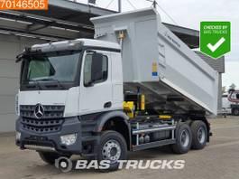 tipper truck > 7.5 t Mercedes-Benz Arocs 3345 6X4 New! 6x4 Manual Big-Axle 18m3 Euro 3 2020