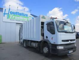 garbage truck Renault Premium 270  2002