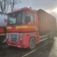 container truck Renault Magnum 480 2008