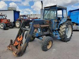 farm tractor Ford 6610