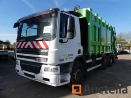 garbage truck DAF Puscher 2000 2008
