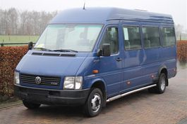 minivan - passenger coach car Volkswagen LT 2.5 TDI 19 PERSOONS HOOG MAXI LANG 2002