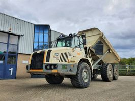 articulated dump truck Terex TA250 (7300HOURS, BACK TIRES 90% GOOD) 2010