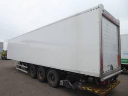 refrigerated semi trailer Gray & Adams Frigo, Carrier Vector 1850, Roller doors 2008