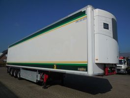refrigerated semi trailer Chereau CSD3 6998Uhr! THERMOKING SLX200
