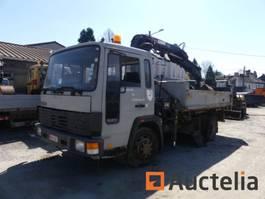 tipper truck > 7.5 t Volvo FL6 4X2 110