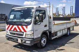 platform truck Mitsubishi Canter FUSO 7C18 2010