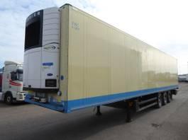 refrigerated semi trailer Schmitz Cargobull Carrier Vector 1850, Doppelstock, 265 Hoch 2010