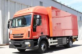 refrigerated truck Iveco EuroCargo 150 150E28 E5 Bi-Temperatur 2 Zonen LBW 2008