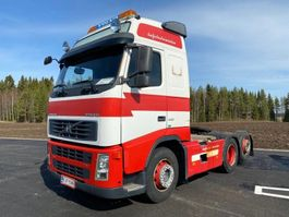 cab over engine Volvo FH13 6X2 3000 2007