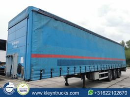 sliding curtain semi trailer Krone NORDIC TRAILER 2018