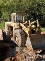 wheel loader Volvo BM846 1990