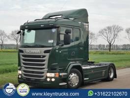 cab over engine Scania G410 retarder 2014