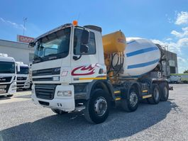 concrete mixer truck DAF CF 460 CF85.460 CIFA 13cbm 2007