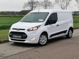 closed lcv Ford Transit Connect 1.0 ecoboost benzine 2016