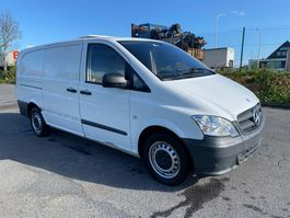 refrigerated van Mercedes-Benz VITO 113 CDI - 2013 - CARRIER XARIOS 200 COOLING 2013