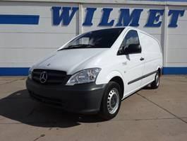 refrigerated van Mercedes-Benz VITO L2 113 CDI  - EURO 5 - KOEL / VRIES 2013