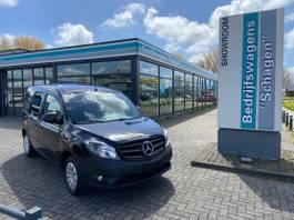 closed lcv Mercedes-Benz Citan 108 CDI Airco|Navi|DAB|PDC|Metallic Lak 2017