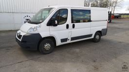 closed lcv Peugeot Boxer 2.2HDI 2012