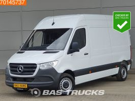 closed lcv Mercedes-Benz Sprinter 314 CDI L2H2 MBUX Cruise Airco Camera 12m3 A/C Cruise control 2019