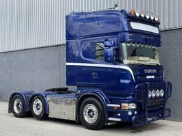 cab over engine Scania R500 / Manual / Analoge tacho / OLD TACHO / 6x2 / 2005 / SHOWTRUCK 2005