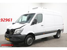 refrigerated van Mercedes-Benz Sprinter 514 CDI Lang-Hoog Kuhl/Frisch Camera Euro 6 2017