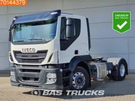 hazardous materials tractorhead Iveco Stralis 400 4X2 ADR Xenon Alcoa's Euro 6 2016