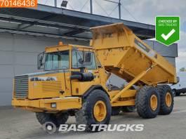 wheel dump truck Volvo A25C GOOD WORKING CONDITION - 6X6 1996