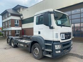 chassis cab truck MAN TGS 26 6x2 Euro5 2010