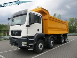 container truck MAN TGS 41 8X4 2011