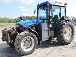 farm tractor New Holland TN-F90 - Excellent Working Condition 2001