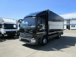 other trucks Mercedes-Benz Atego 1524 L Getränkekoffer EWERS 6,10 m LBW 2 T 2014