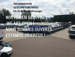 refrigerated truck Mercedes-Benz Atego 818 L Kühlkoffer 5,5 m LBW 1 T*THERMOKING 2017