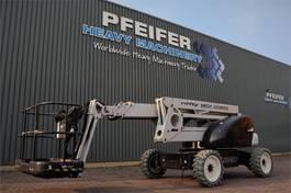 articulated boom lift wheeled Niftylift HR21 HYBRID 4X4 Bi Energy, 20.8 m Working Height, 2014