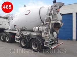 other semi trailers Müller-Mitteltal LIEBHERR HTM 1004F 10M³ concrete mixer 2018