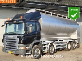 feed truck Scania P380 8X2 NL-Truck Lift+Lenkachse 2008