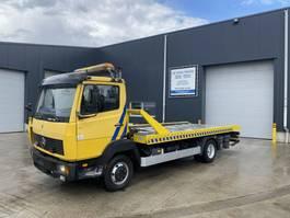 car transporter truck Mercedes-Benz 814 DEPANNAGE TRUCK