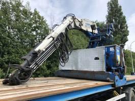 Ladekran Kennis 16000R roller kraan 2.42 M 2007