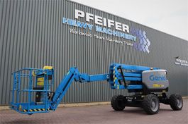 articulated boom lift wheeled Genie Z-51/30J NEW, 17.6 m Working Height, 9.40 m Reach, 2021