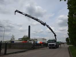 crane truck Mercedes-Benz ACTROS 2641 6X4 / HIAB 377E-6 HIPRO JIB 70 X -4 / LIER / WINCH / REMOTE CONTROL !! 2007