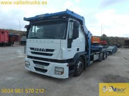 Autotransporter Lastkraftwagen Iveco Stralis 2013