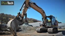 crawler excavator Caterpillar 316E 2012